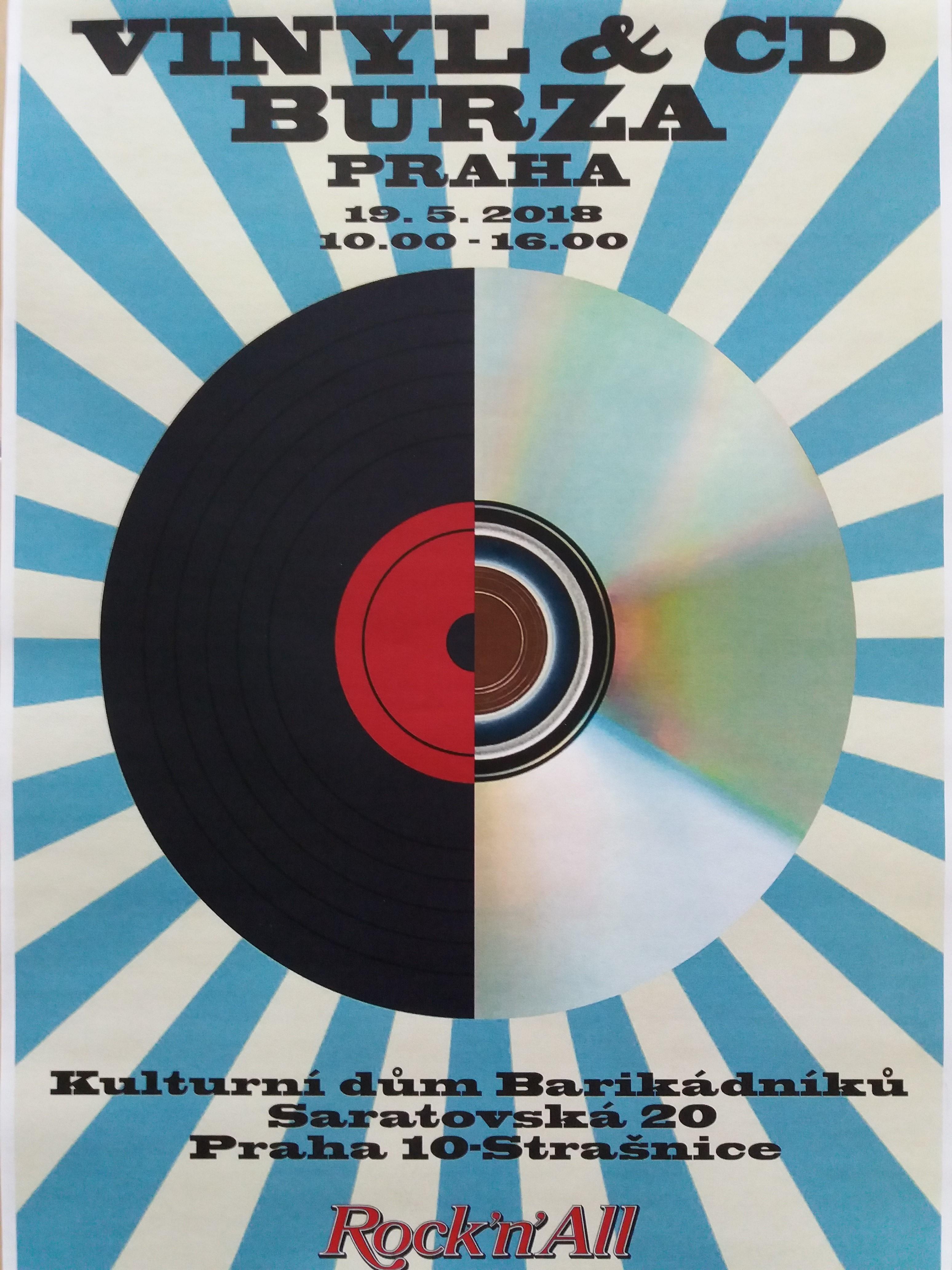 2018 - Vinylová burza