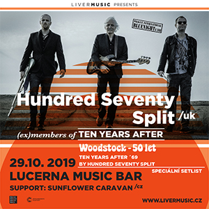 2019 - Hundred Seventy Split
