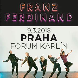 2018-Franz Ferdinand