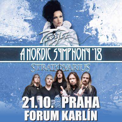 2018-Stratovarius a Tarja