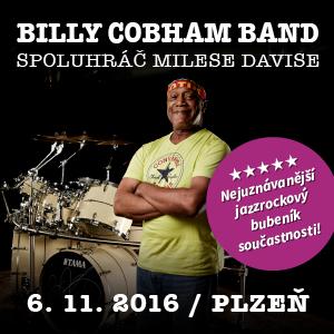 2016 - Billy Cobham