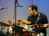 Antonio Sanchez zakotví v Jazz Docku