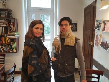 Marta Töpferová a Gabo Nass: Hudba, kterou znáte, a přitom je exotická