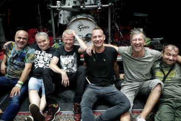 Jarní online koncerty čekají kapelu Mňága a Žďorp