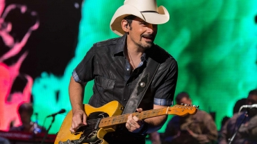 Brad Paisley: 12 zdařilých songů countryového kytaristy