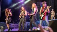 Foto: Iron Maiden, Praha, 5. 7. 2016