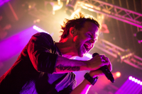 Foto: The Rasmus, Lucerna Music Bar, 15. 11. 2017