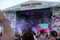 Open'er Festival otevírá své brány koncem června