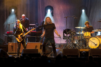 Foto: Robert Plant a The Sensational Space Shifters, 31. 7. 2018, Pardubice