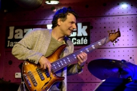 John Patitucci v Jazz Docku představil svůj Electric Guitar Quartet