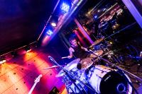 Foto: JoJo Mayer & Nerve, Jazz Dock, Praha, 23. 4. 2018