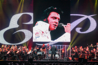 Elvis Live on Screen, O2 arena, Praha