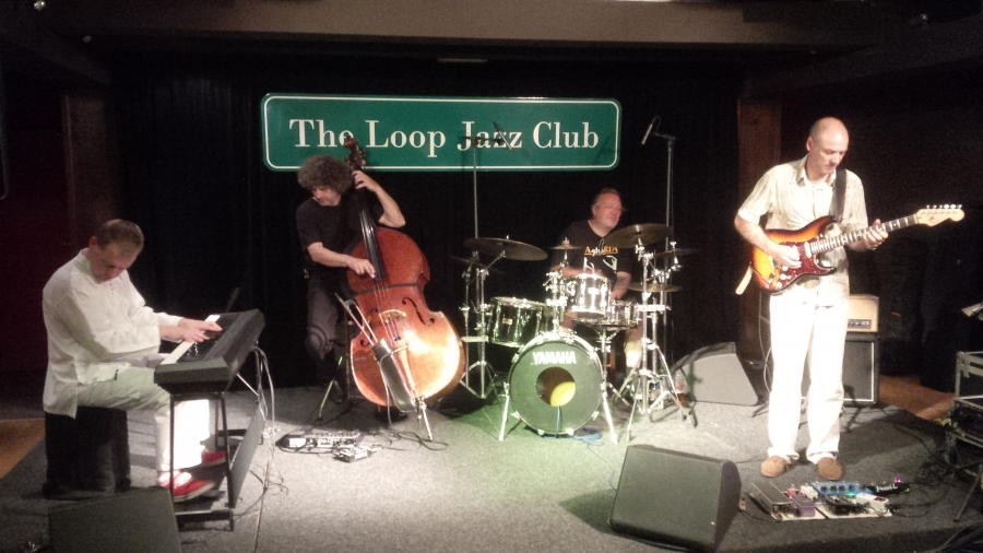 Agharta Band v The Loop Jazz Clubu