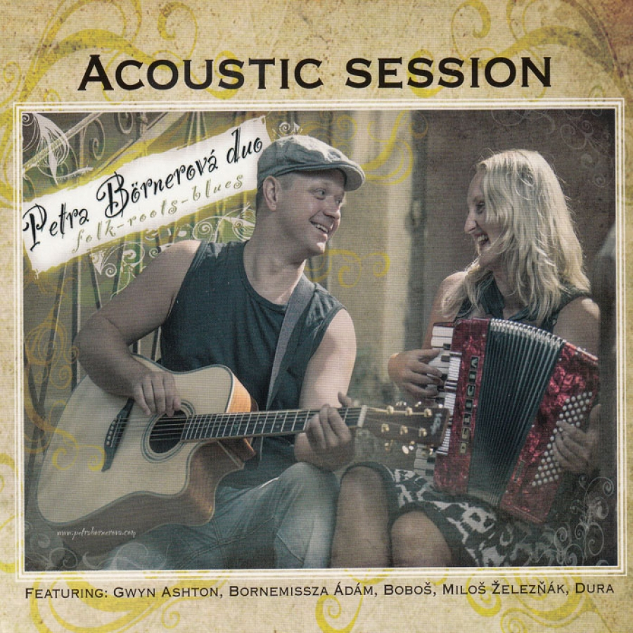 Petra Börnerová duo - Acoustic session