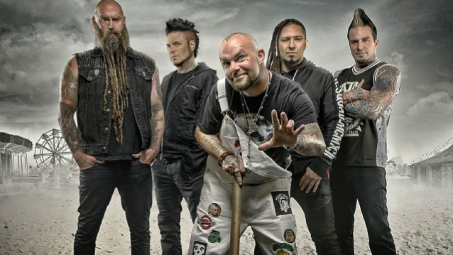 Five Finger Death Punch vydali nový videoklip.