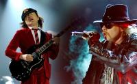 S AC/DC dokončí turné Axl Rose z Guns N´Roses