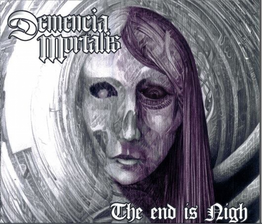 Přebal CD The End Is Nigh