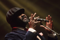 Gregory Porter ve Foru Karlín
