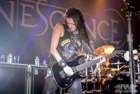 Novou kytaristkou Evanescence je Jen Majura