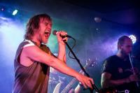 Foto: Hakka Muggies - křest CD, Rock Café Praha, 28. 11. 2017