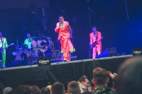 Monkey Business na Colours of Ostrava 2016
