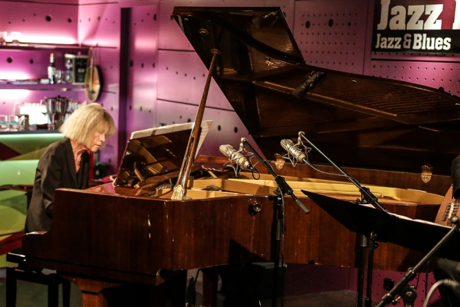 Carla Bley, Jazz Dock