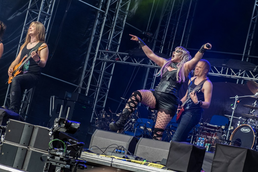 Battle Beast na letošním Masters of Rock