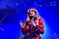 Foto: Candy Dulfer, Lucerna Music Bar, 10. 11. 2018