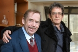 Lou Reed a Václav Havel