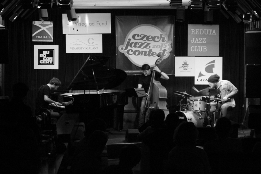 Apprentice, Czech jazz Contest 2015