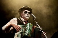 Foto: The Tiger Lillies, Divadlo Archa, 6. 11. 2019
