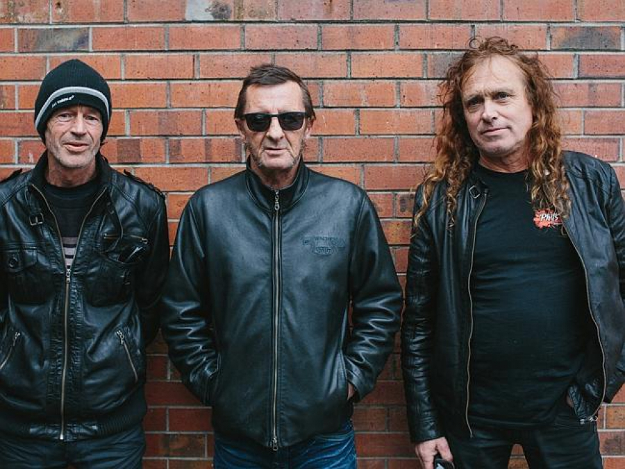 Phil Rudd Band