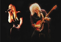 Brian May a Kerry Ellis