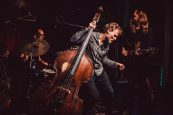 Foto: The Wood Brothers, Jazz Dock, Praha, 16. 9. 2018