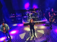 Phil Rudd Band odstartoval turné v Lucerna Music Baru