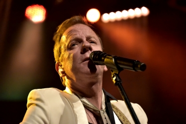 Foto: Kiefer Sutherland, Lucerna Music Bar, 15. 2. 2020