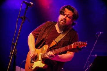 Foto: Damon Fowler, Lucerna Music Bar, Praha, 13.09.2021