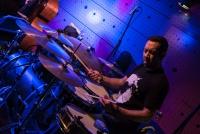 Foto: Antonio Sánchez, Jazz Dock, 4.12.2015
