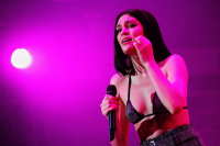 Jessie J na festivalu Colours of Ostrava