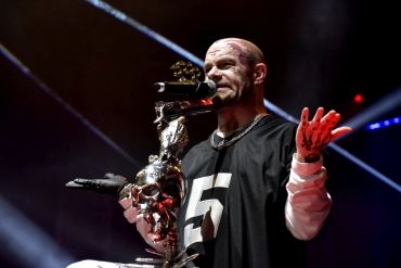 Foto: Bad Wolves, Megadeth, Five Finger Death Punch, Tipsport Arena, 14. 2. 2020