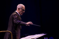 Foto: James Newton Howard, Kongresové centrum, Praha, 19. 11. 2017