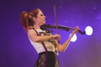 Foto: Lindsey Stirling, Forum Karlín, 28. 2. 2017