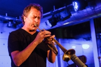 Foto: Nils Petter Molvaer Group, Jazz ON5, Jazz Dock, Praha, 20. 10. 2016