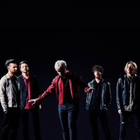 Nothing But Thieves se předvedli v MeetFactory.