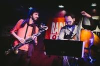 Mladí ladí jazz - Oran Etkin a soutěž Jazz Fruit v Jazz Docku