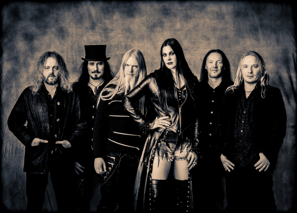 Nightwish s Floor Jansen se vrátí do Prahy.