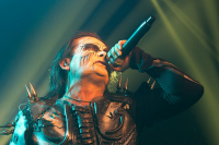 Foto: Cradle of Filth, Moonspell, Roxy, 18.1.2018