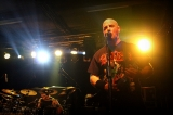 Frontman John Gallagher z Dying Fetus