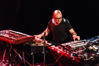 Foto: Bugge Wesseltoft's New Conception of Jazz, Palác Akropolis, 25.10.2016