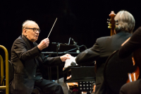 Ennio Morricone jednou z hvězd festivalu Prague Proms 2018